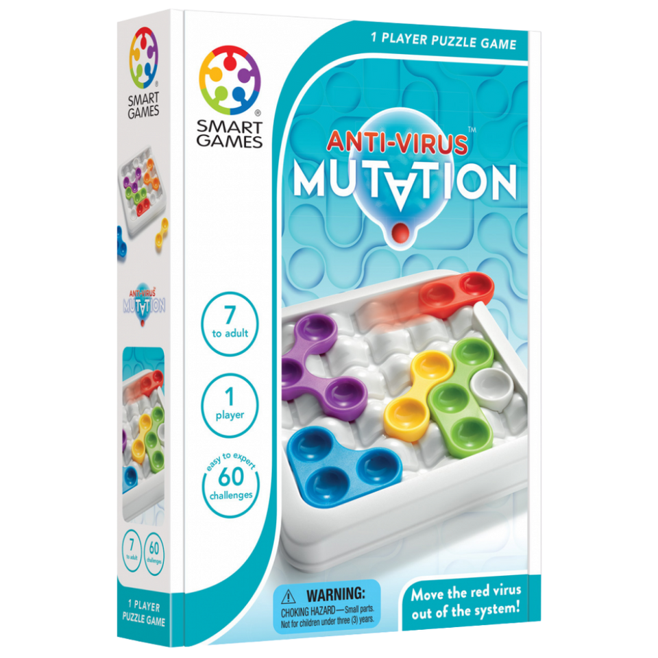 Anti Virus Mutation- Logic Puzzle - Age 7+
