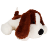 Soft Lying Dog - Dark Brown - 33Cm for the age 3+
