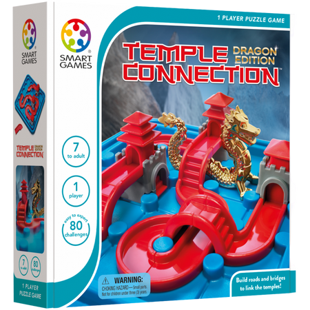 Temple Connection - Ancient Mystery Puzzle - Age 7+