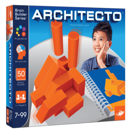 Foxmind Architecto Game for the age 7 and up
