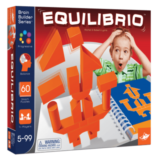 Foxmind Equilibrio Game for the age 5 and up