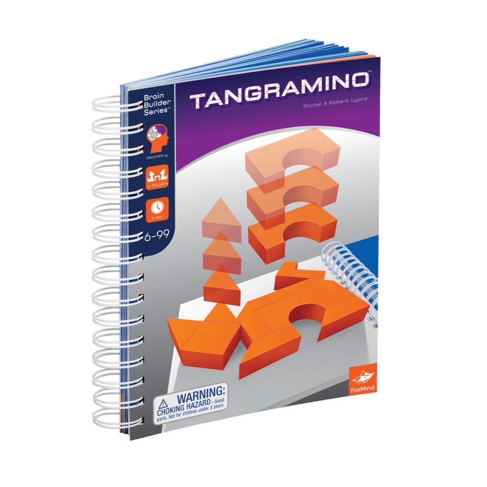 Foxmind Tangramino Game for the age 6 and up