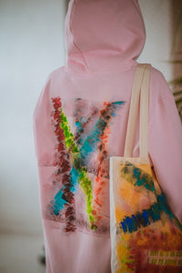 cool teen bag tie dye