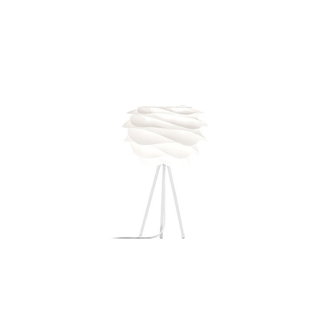 Umage Carmina White (Mini) - Table Lamp (White Stand)