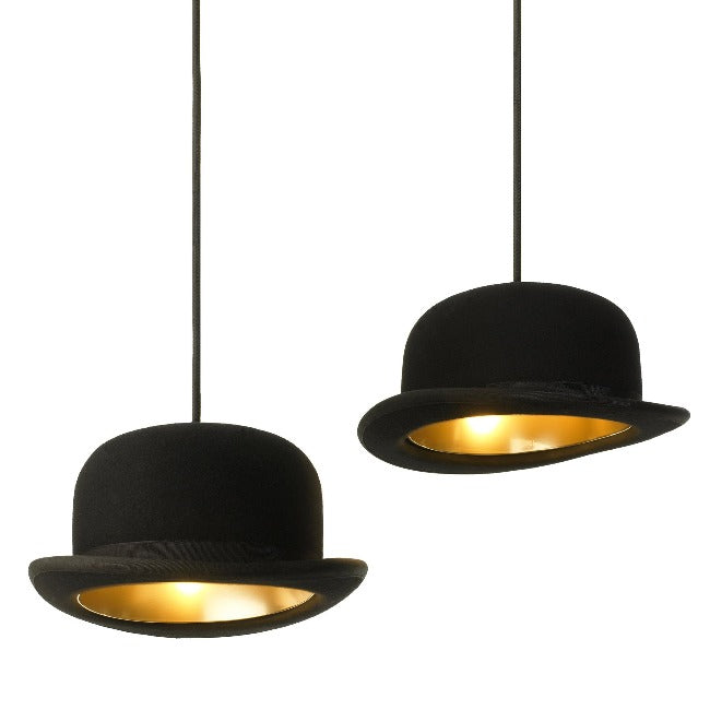 Jeeves Bowler Hat Lamp Shade