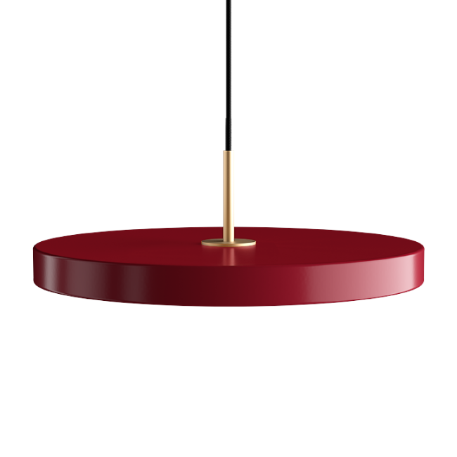 Umage Asteria Ruby Red (Medium) Pendant Light