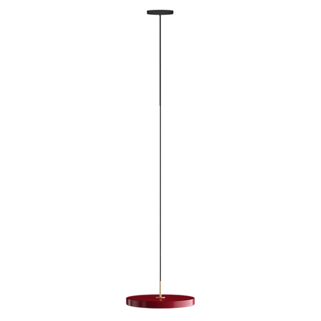 Asteria Ruby Red (Medium) Pendant Light
