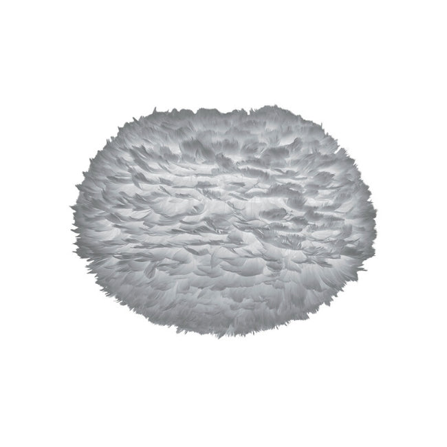 Umage Eos Feather Lamp shade - Grey - Large