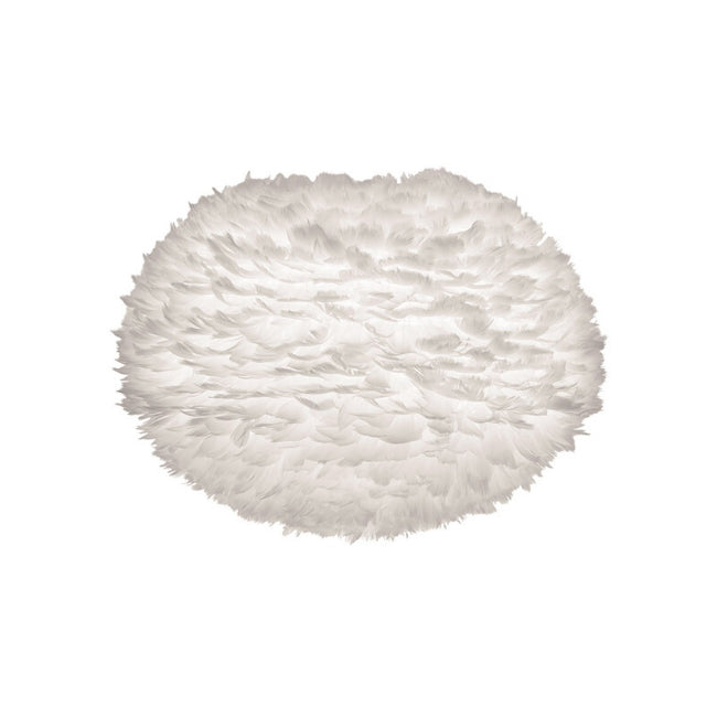 Umage Eos Feather Lamp Shade - Large - White
