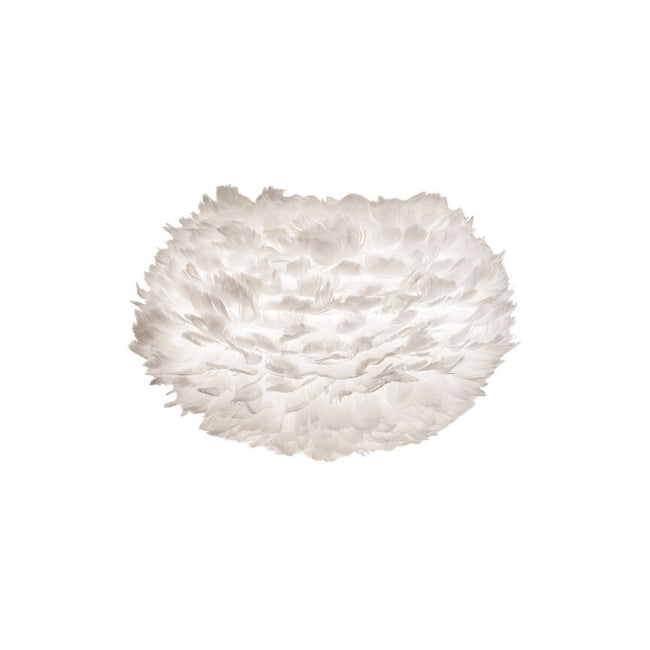 Umage Eos Feather Lamp Shade - White - Medium