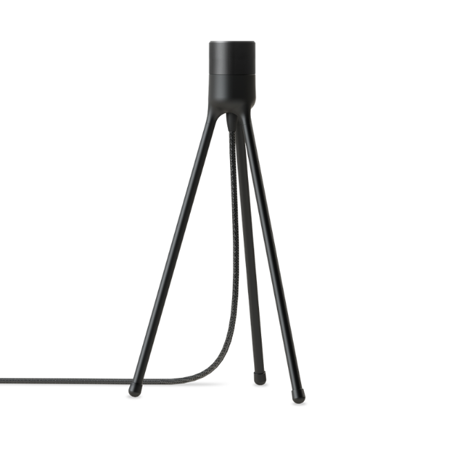 Umage Black Table Lamp Tripod