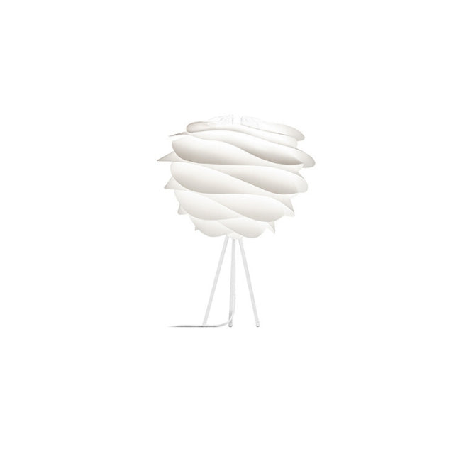 Umage Carmina White (Medium) - Table Lamp (White Stand)