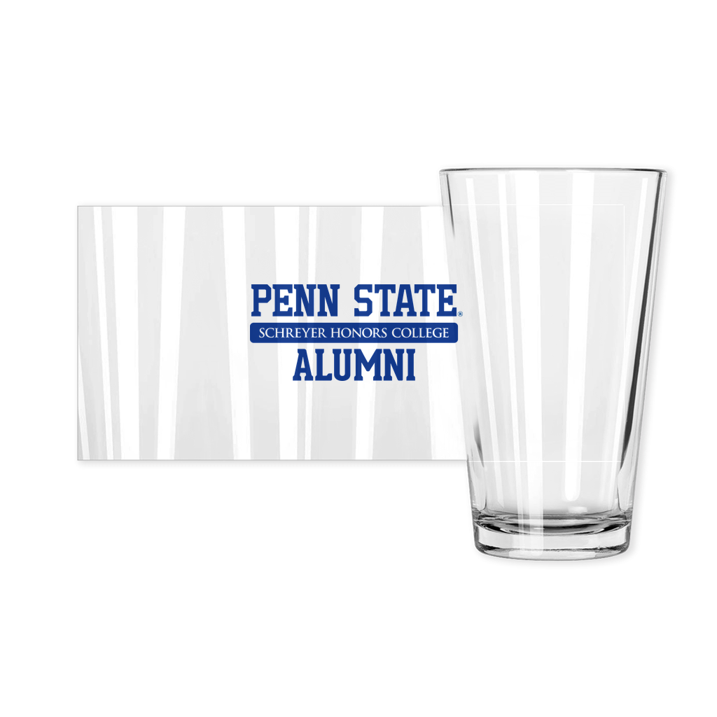 Alumni Pint Glass