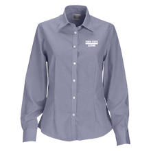 Load image into Gallery viewer, 'Alumni' Eagle Women's No-Iron Pinpoint Oxford