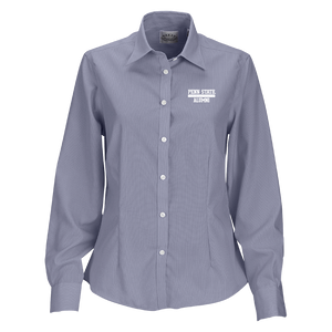 'Alumni' Eagle Women's No-Iron Pinpoint Oxford