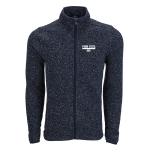 'Dad' Summit Sweater-Fleece Jacket