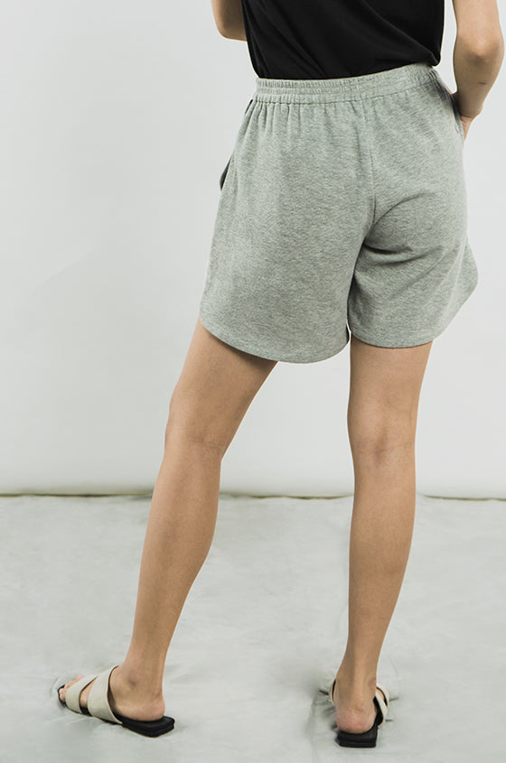 Load image into Gallery viewer, GREY LIZ - The Cozy Shorts