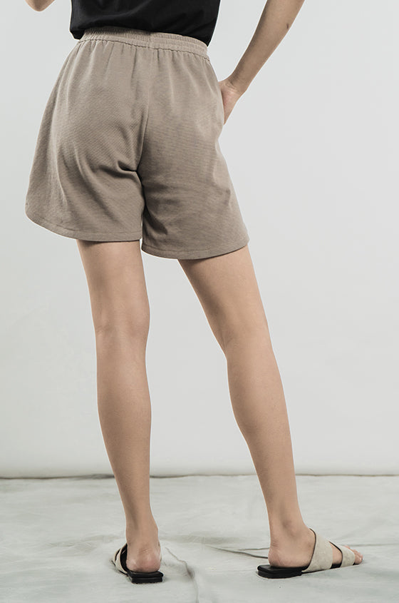 Load image into Gallery viewer, BROWN LIZ - The Cozy Shorts