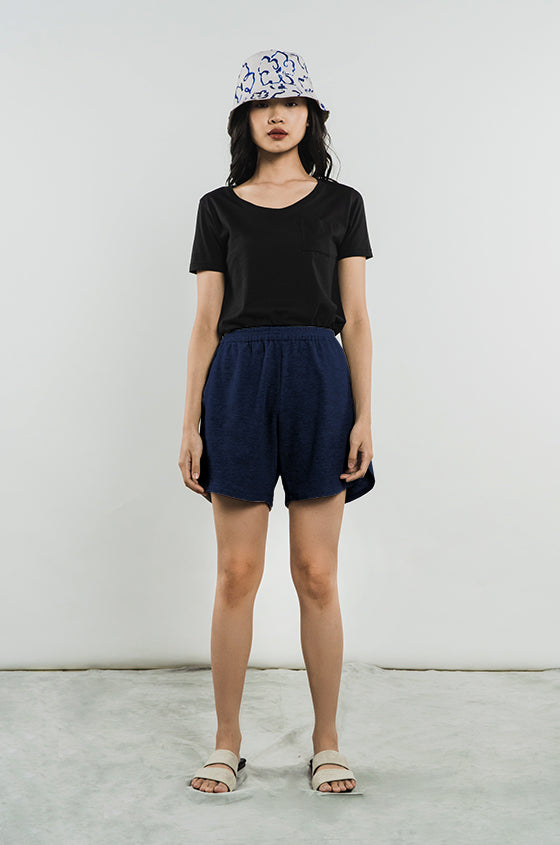 NAVY LIZ - The Cozy Shorts