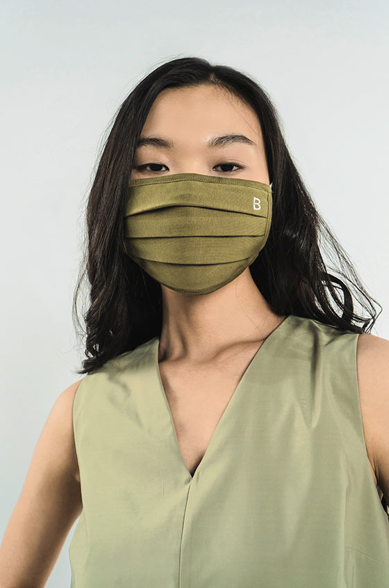 MILITARY FACE MASK - 2 Ply Cotton Mask