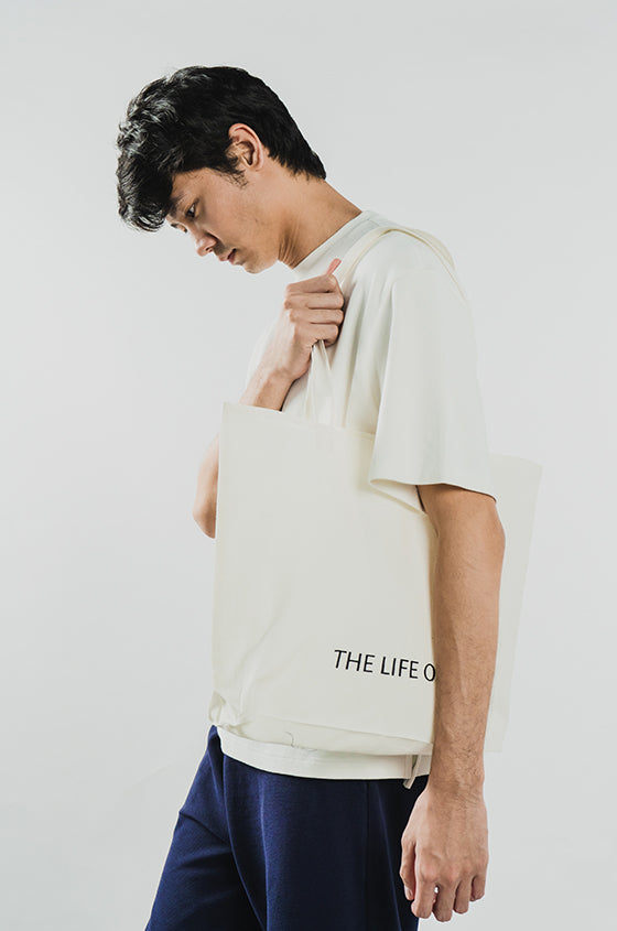 Load image into Gallery viewer, THE LIFE OF FOLDABLE BAG