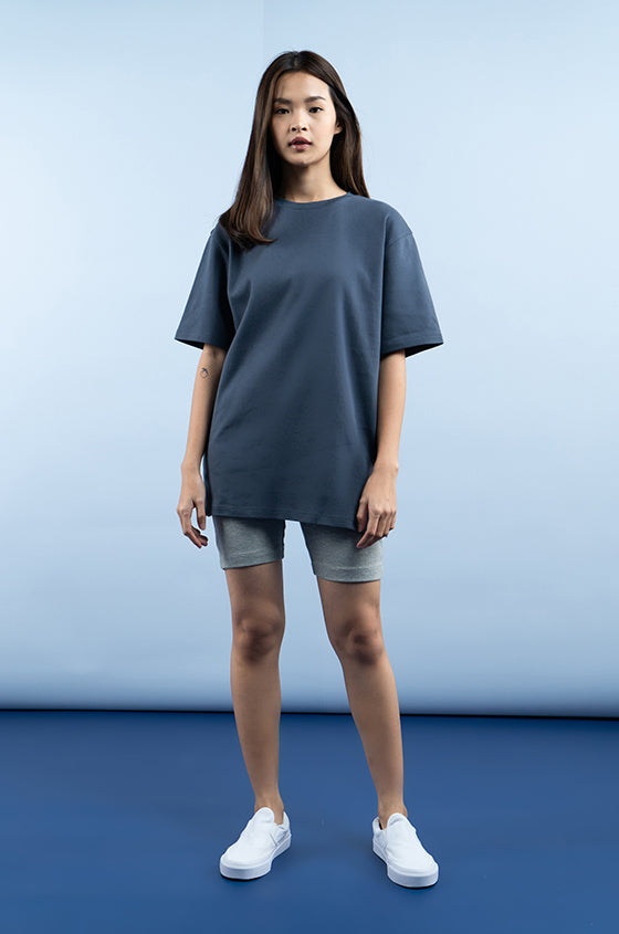 Load image into Gallery viewer, GREY STEGE - The Premium Weight Tee