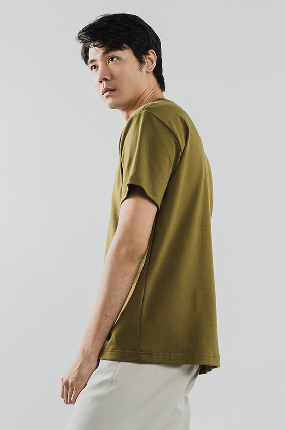 MILITARY ALEX  - The Premium Weight Tee