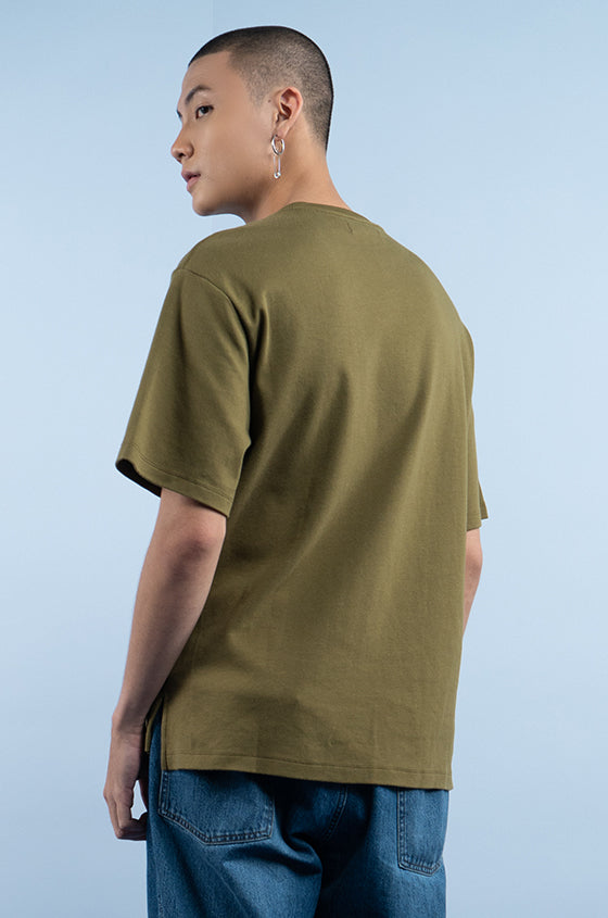 MILITARY TLO - The Premium Logo Tee