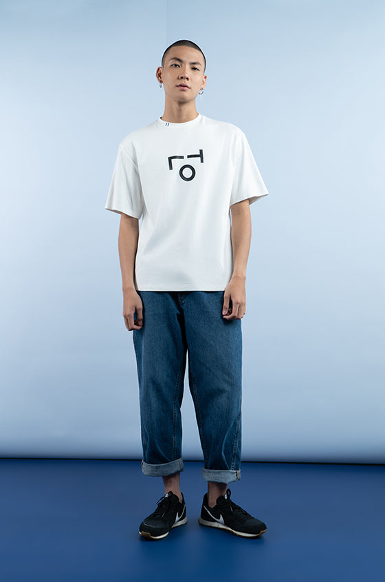 Load image into Gallery viewer, OFF-WHITE BIG TLO - The Premium Logo Tee
