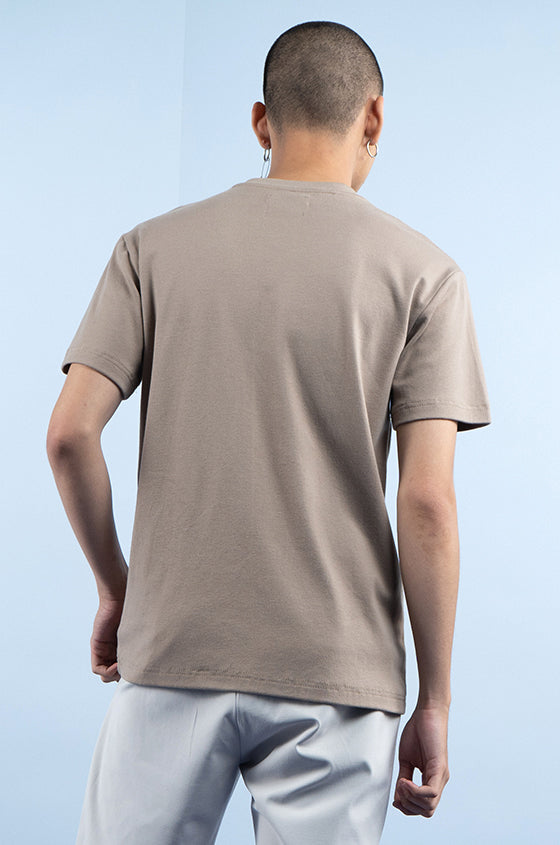 Load image into Gallery viewer, TAUPE ALEX  - The Premium Weight Tee