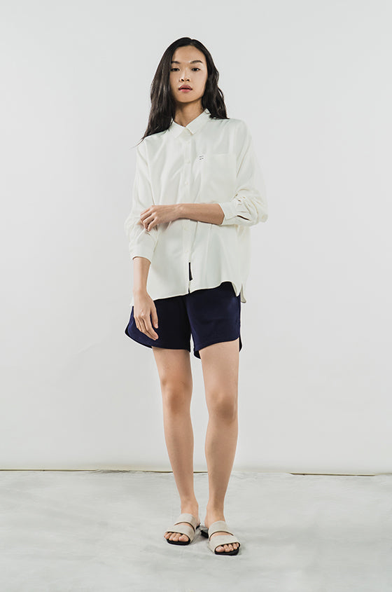 Load image into Gallery viewer, OFF-WHITE VISBY - The Oversized Shirt