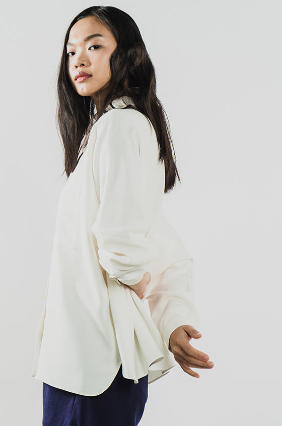 OFF-WHITE VISBY - The Oversized Shirt