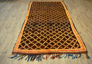 Used Taznakht Tribal Rug 8,69feet x 4,26feet