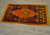 TAZNAKHT HIGH ATLAS BERBER RUG 4,59FT x 2,62FT
