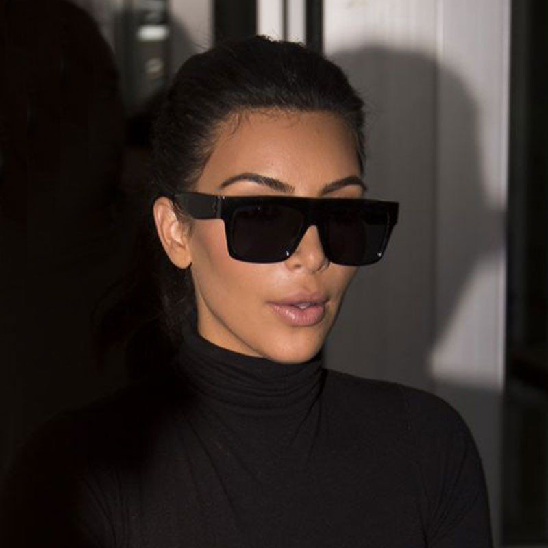 Kim Oversized Sunglasses