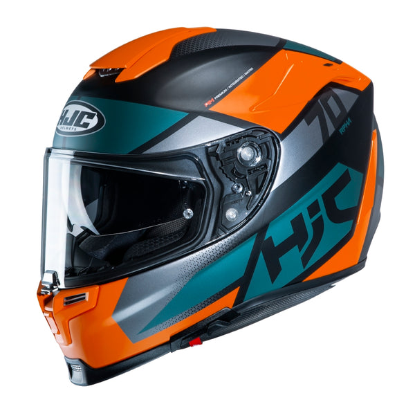 HJC Hjälm RPHA 70 Debby Orange MC7SF