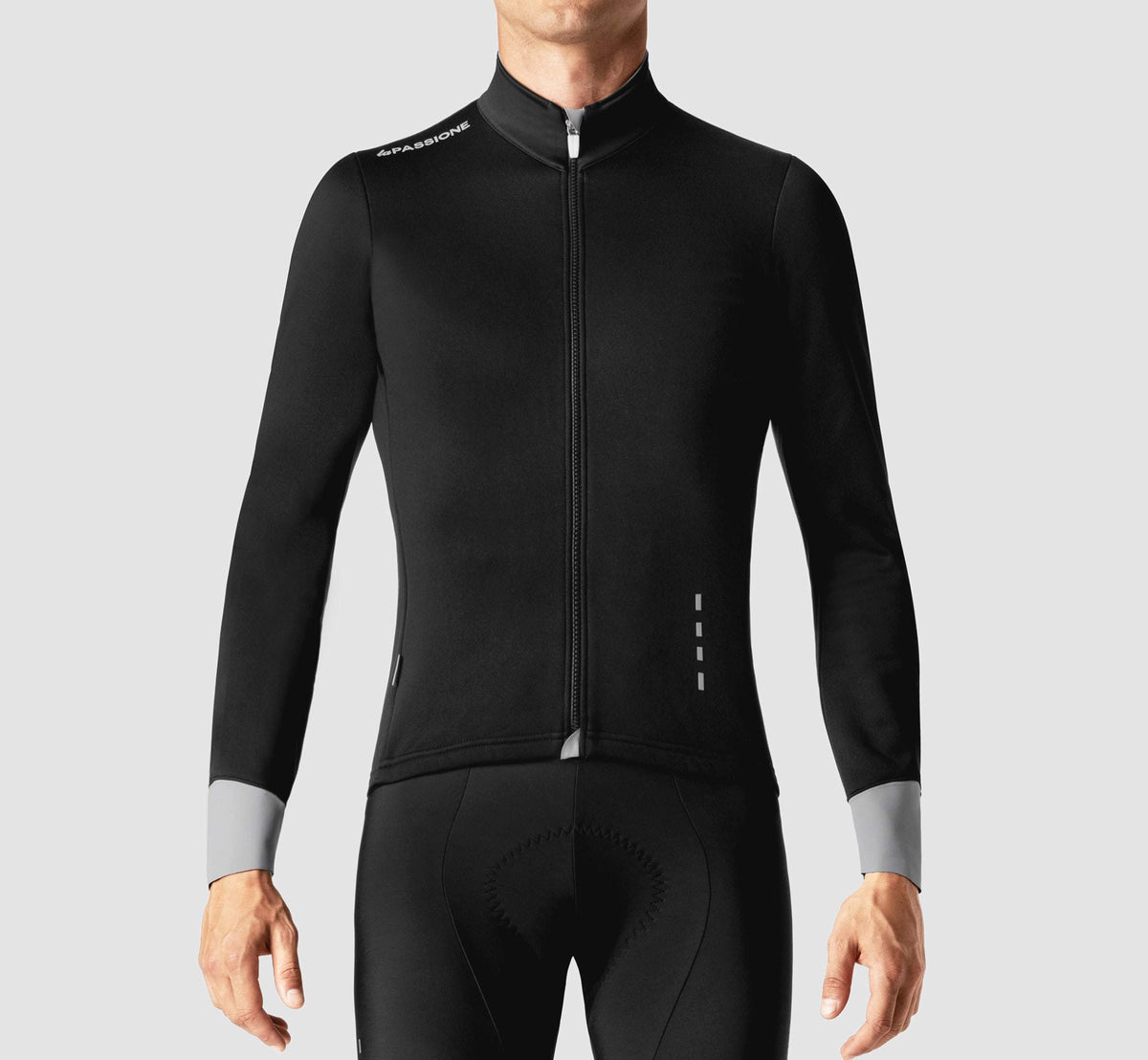 PSN Windproof Jersey Black