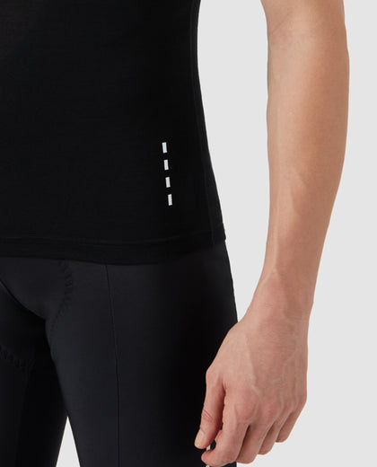Merino Base Layer Black