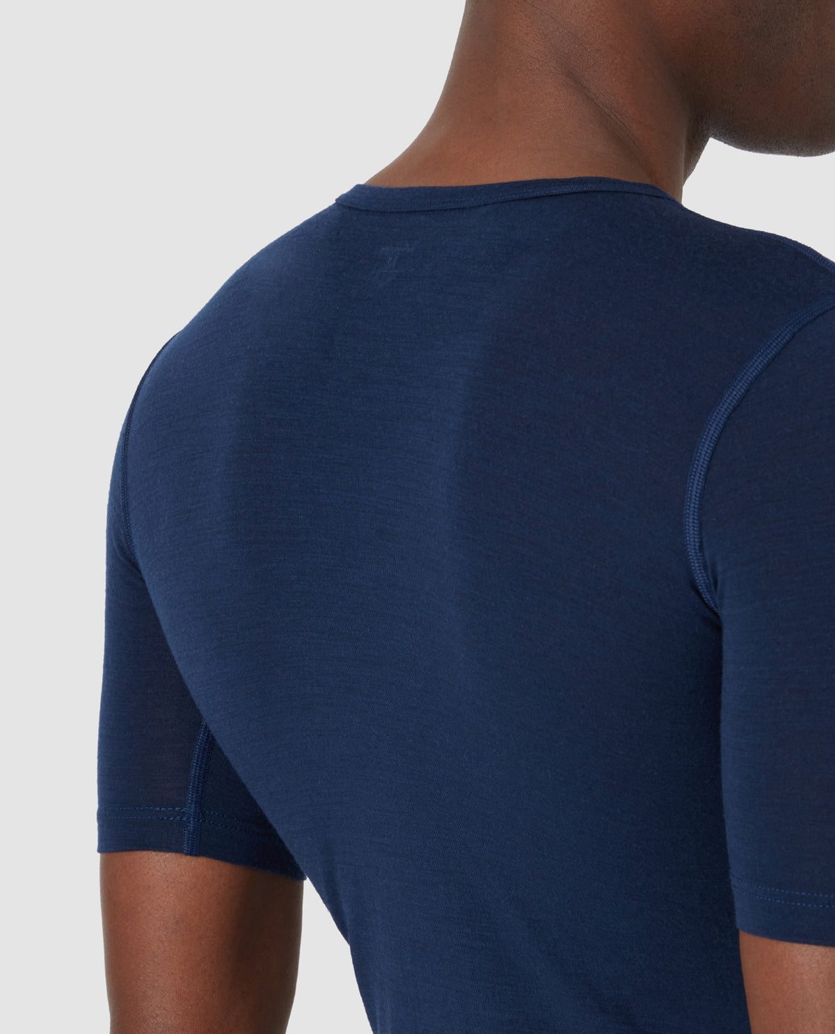 Merino Base Layer Blue