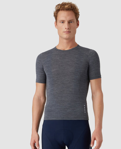 Merino Base Layer Grey