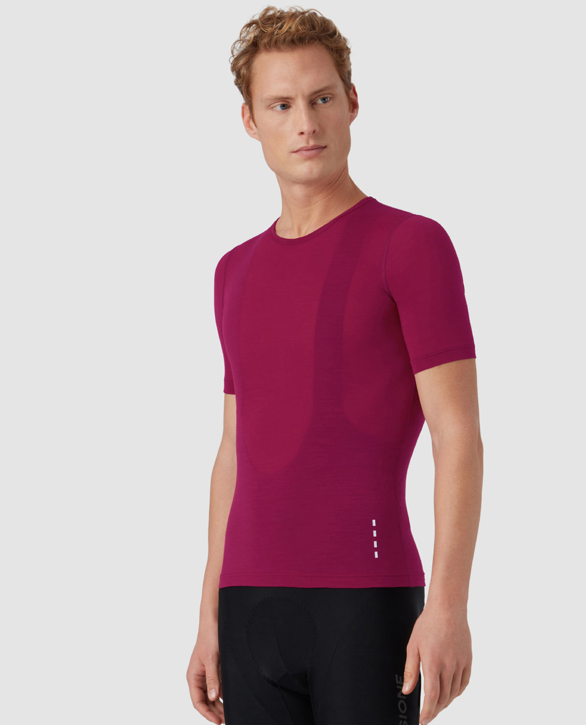 Merino Base Layer Virtus Red