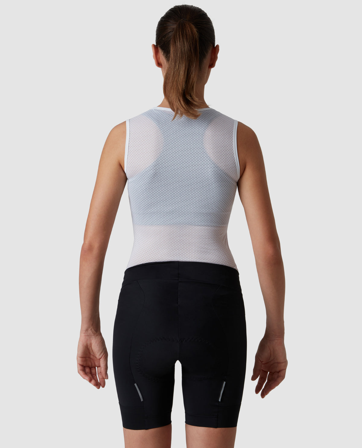 Mesh SL Base Layer White Woman