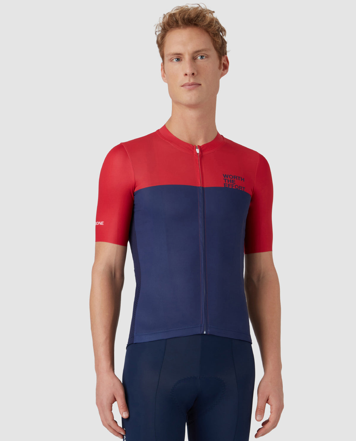 Duo Jersey Blue/Red
