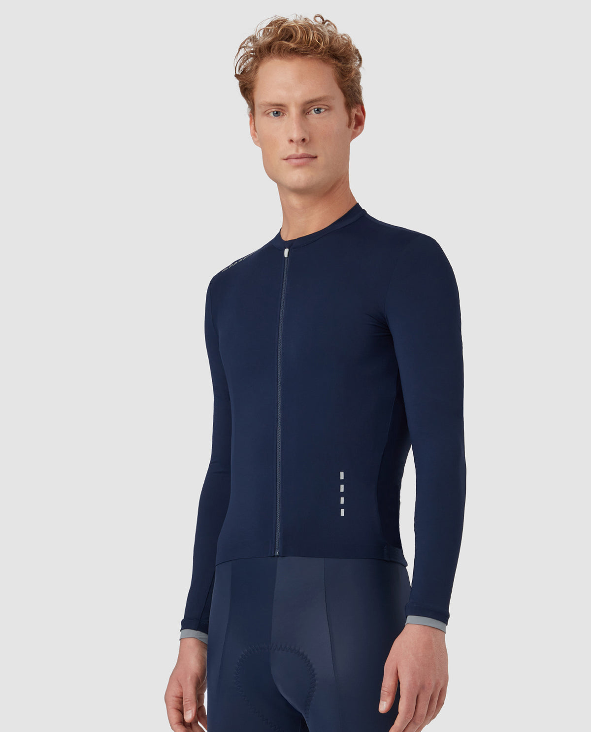 PSN Long Sleeve Jersey Midweight Blue