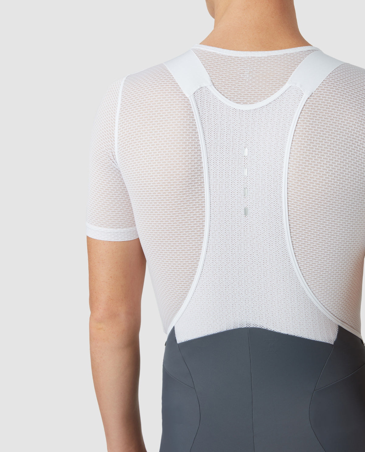 PSN Bib Shorts Grey