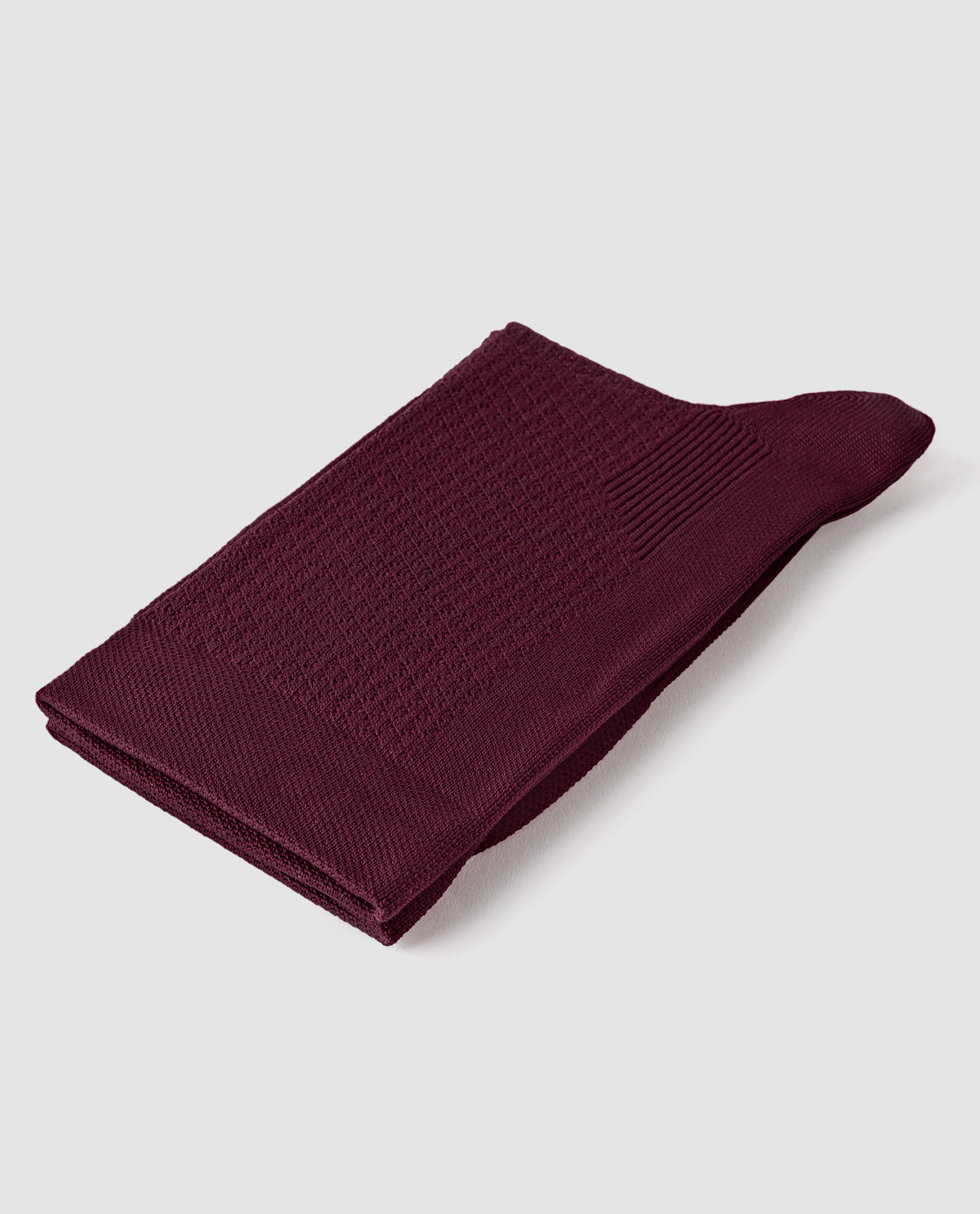 PSN Socks Burgundy