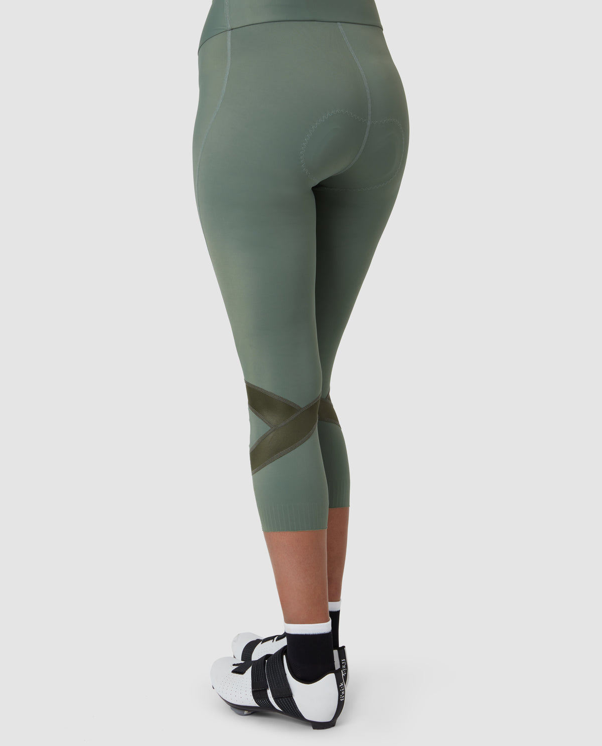 Flow Tights Army Woman