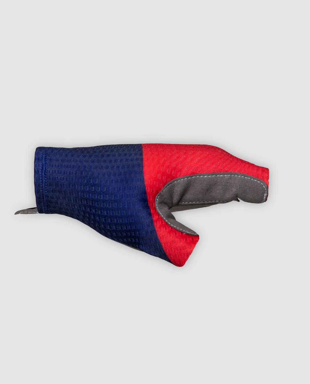 Duo Gloves Blue/Red