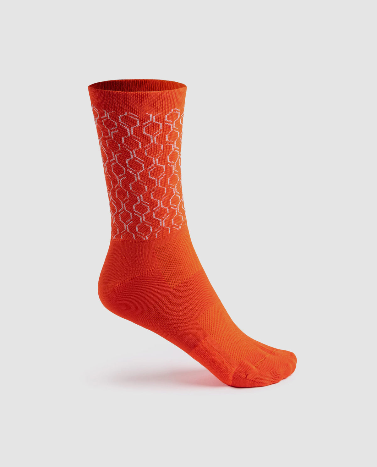 Cell Socks Orange