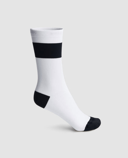 Linea Socks White